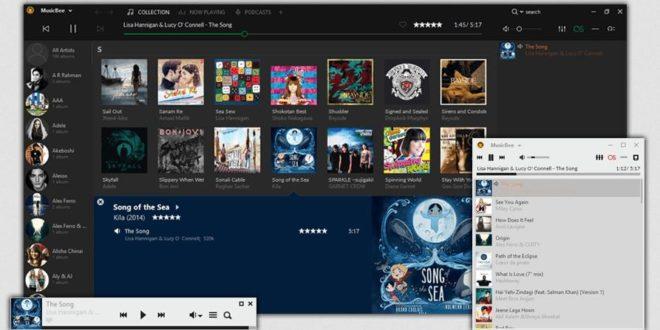 Cel mai bun player audio mp3, programe de ascultat muzica pe calculator Windows.