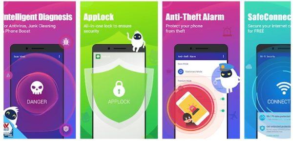 Security Master sau CM Security este cel mai bun antivirus gratuit pentru telefoane și tablete Android.