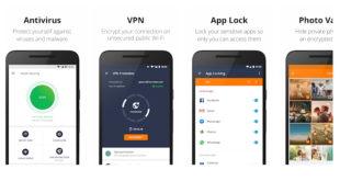 Antivirus telefon Android gratis Avast Mobile Security