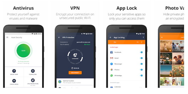 Avast app locking | Lock Android Apps With Avast Antivirus For