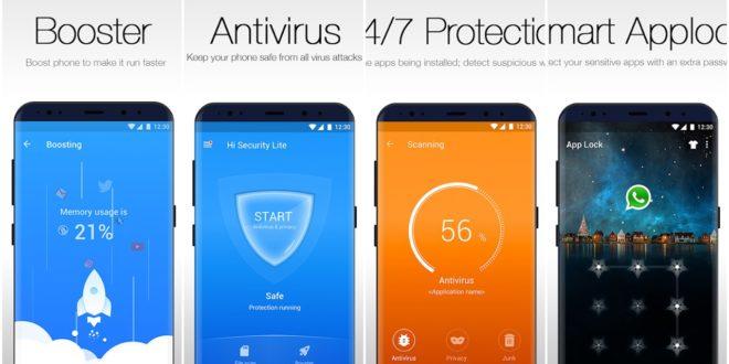 Hi Security Lite, antivirus telefon Android gratis și bun