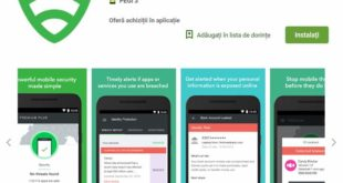 Lookout Antivirus gratis telefon tabletă Android