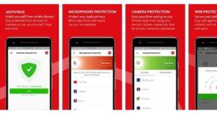 Avira antivirus android gratis