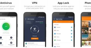 Avast Mobile Security, antivirus gratis telefon Android.
