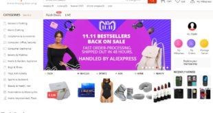 Cumpărături pe AliExpress China