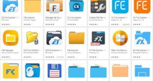 File explorer Android: cele mai bune aplicații file manager pentru gestionarea fișierelor pe telefon sau tabletă Android.