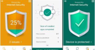 Kaspersky Mobile Antivirus gratis telefon Android