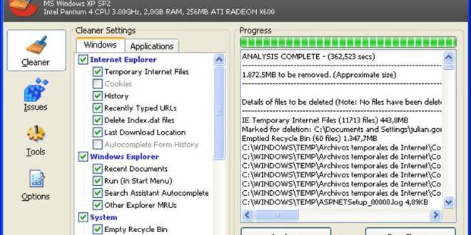 Download gratis cel mai bun program de curățat și optimizare PC Windows.