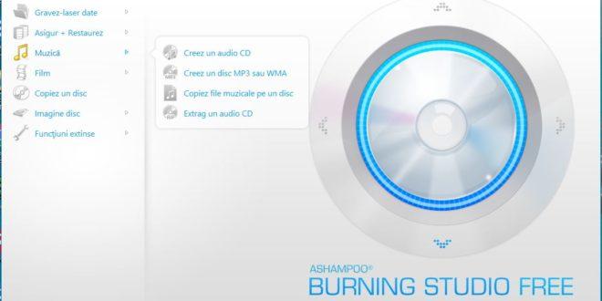 Download cel mai bun program de făcut CD și DVD gratuit