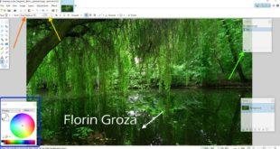 Program de scris pe poze gratis și simplu de folosit