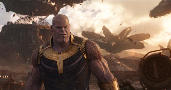 Avengers: Infinity War, top cele mai bune filme de acțiune 2018 apărute