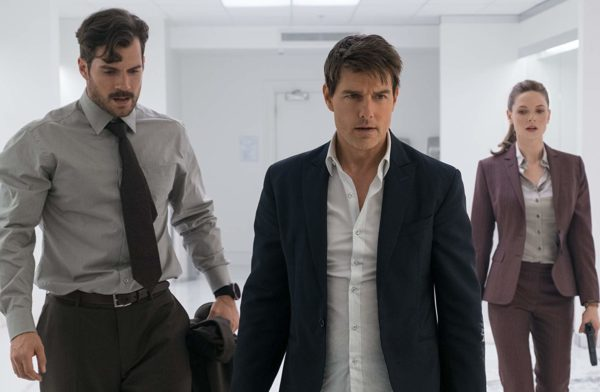Misiune: Imposibila. Declinul (Mission: Impossible - Fallout)