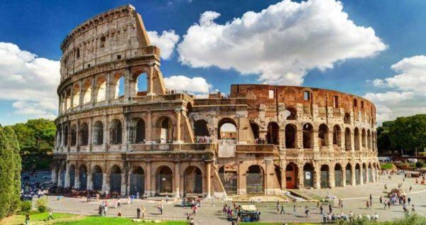 Colosseum, cel mai frumos loc de vizitat in Roma